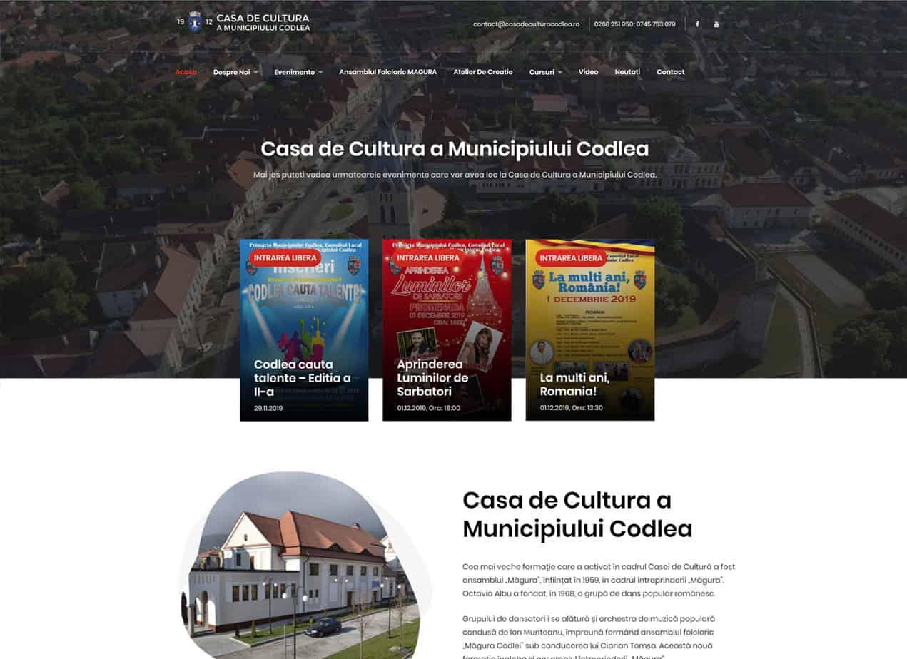 Casa de Cultura a Municipiului Codlea