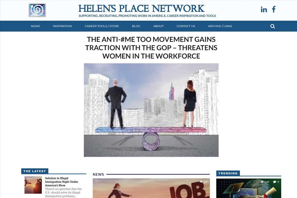 Helen's place network