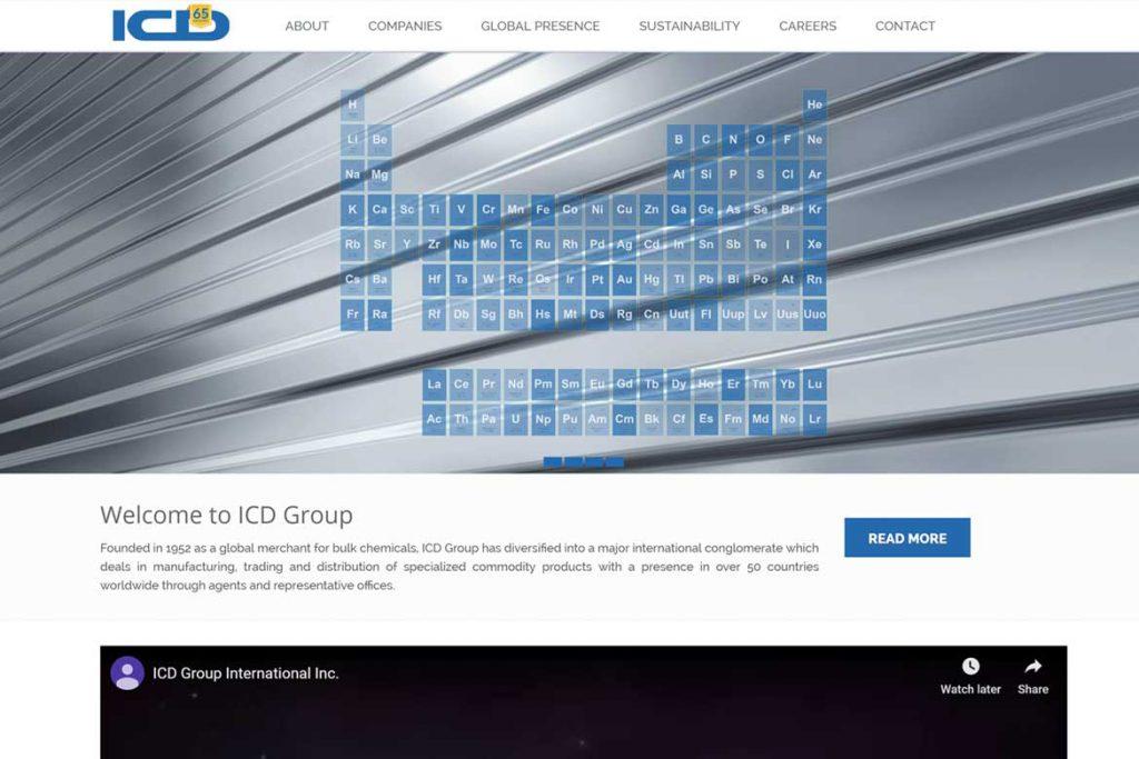 ICD Group, International