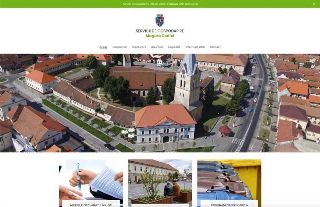Proiect www.serviciimagura.ro