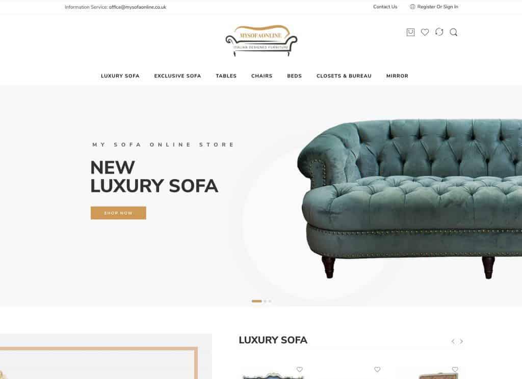My Sofa Online