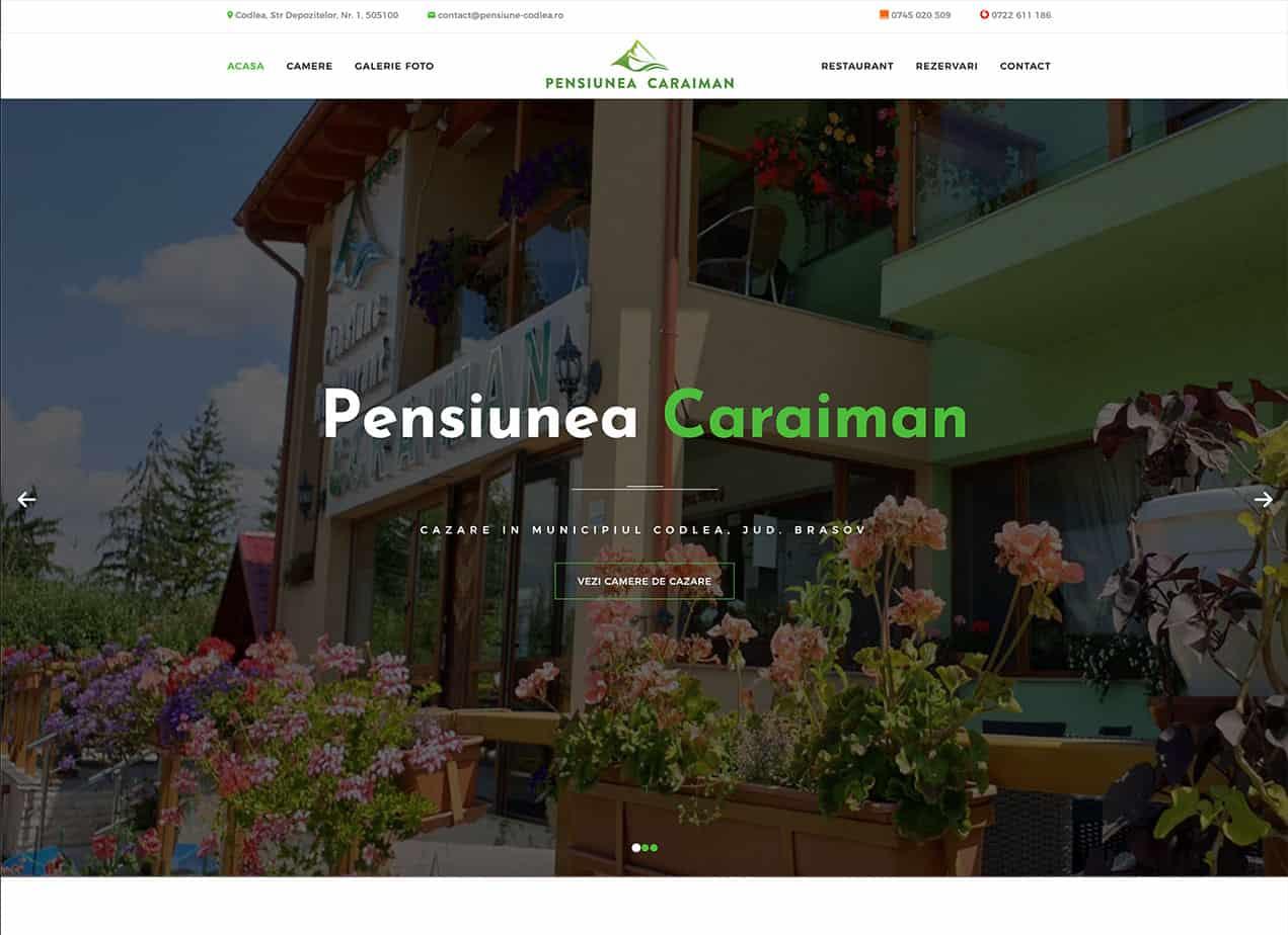 Pensiunea Caraiman