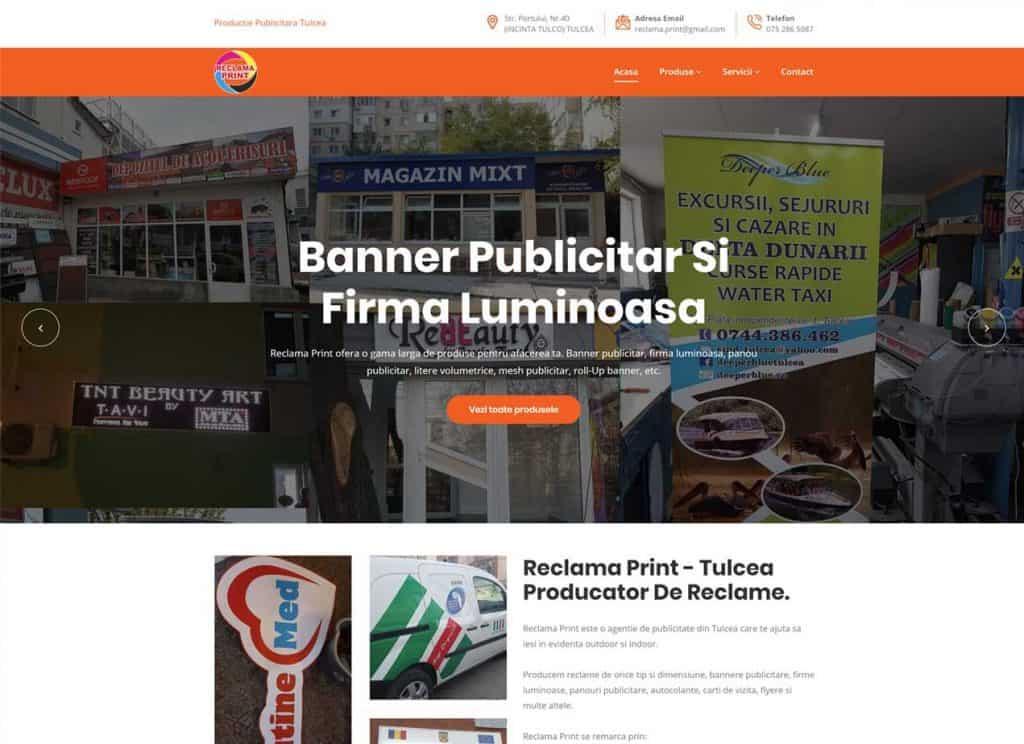 Reclama Print