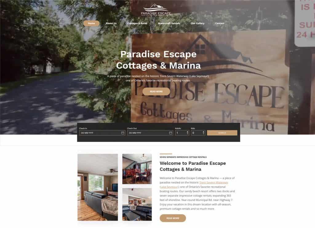 Paradise Escape