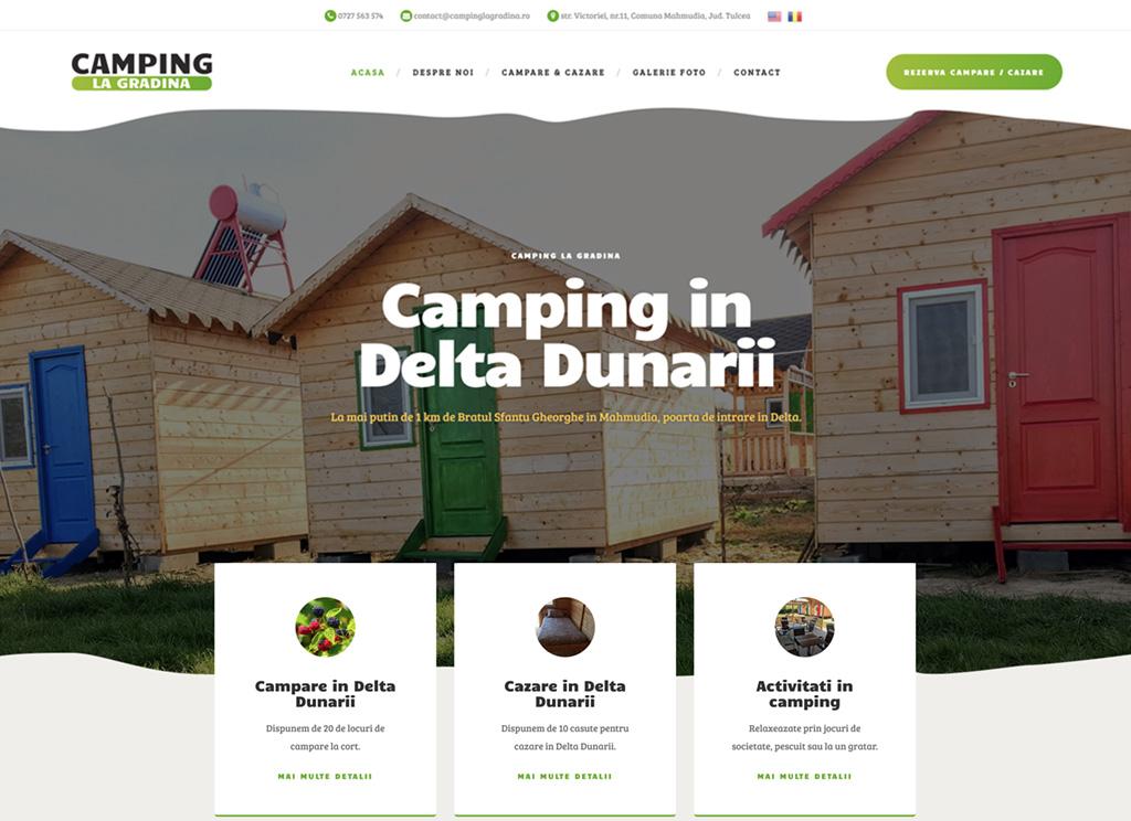 Camping La Gradina