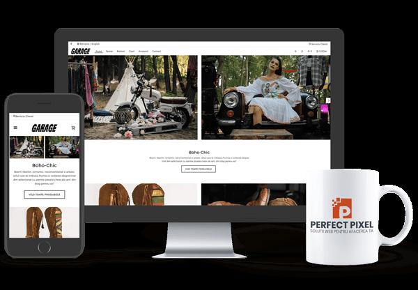 Site-uri Create de Perfect Pixel