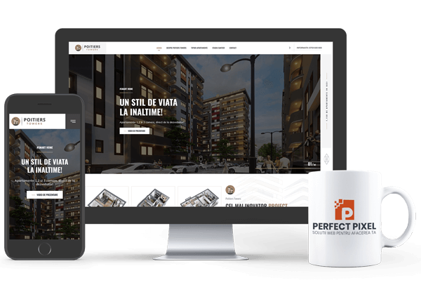 Site-uri Create de Perfect Pixel Caracal